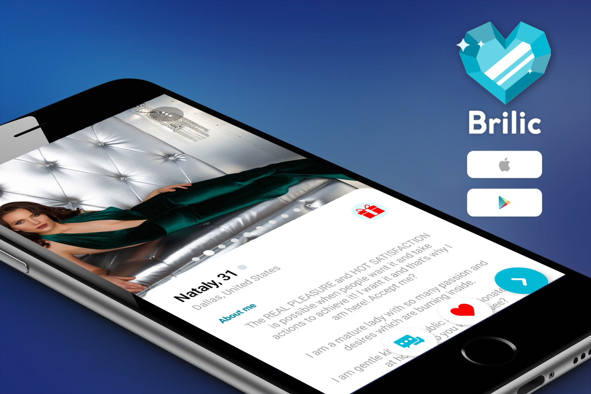 brilic best dating app